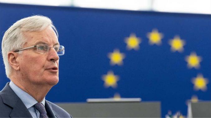 Barnije: I dalje je moguće postići dogovor o Bregzitu 1