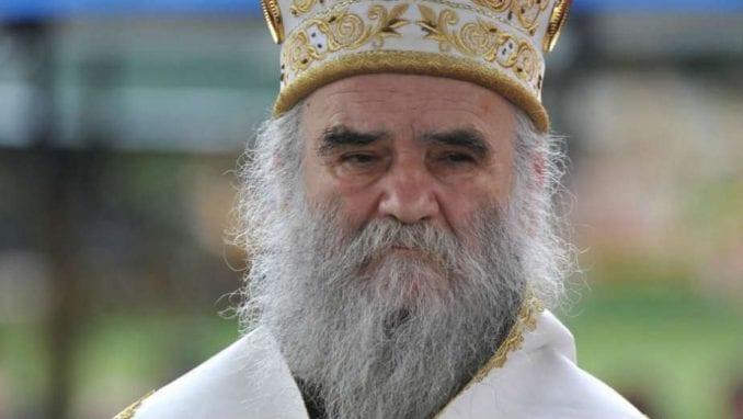 Amfilohije: Usvajanje zakona nastavak zločina izvršenog rušenjem crkve na Lovćenu 2