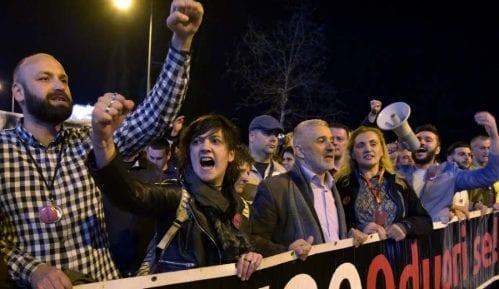 Organizatori protesta u Crnoj Gori postigli dogovor s opozicijom 1