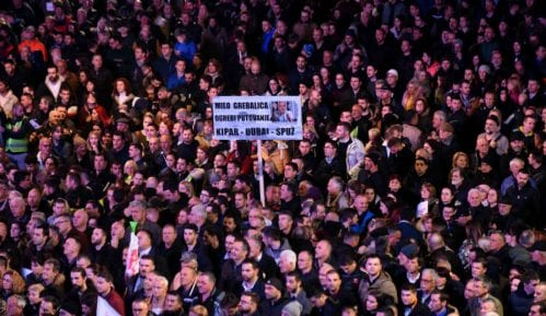 Crnogorski protesti uspešniji od srpskih 3