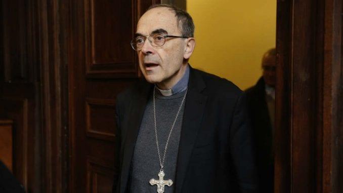 Uslovna kazna za francuskog kardinala 1