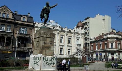 Krivične prijave zbog formiranja pešačke zone u centru Beograda 13