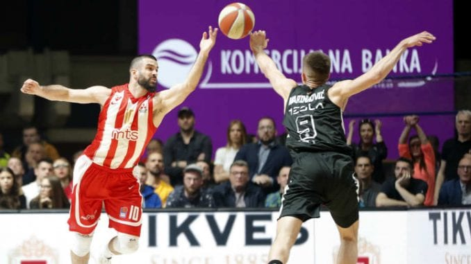 Zvezda odbila Partizanovih 1.000 ulaznica za derbi 1