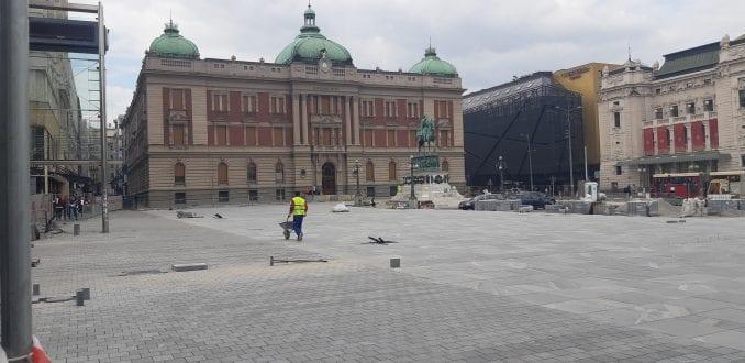 Gradski urbanista o Trgu republike: Logično je da se Beograđanima dopadne 4