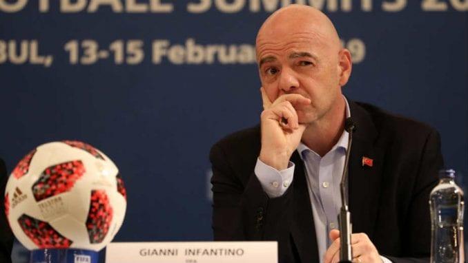 FIFA ima čak 2,7 milijardi gotovinskih rezervi 1
