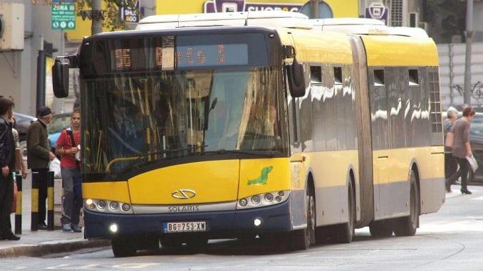 Grad uzima kredit od 35 miliona evra za kupovinu autobusa GSP-a 1