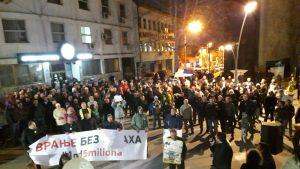 """Protesti """"1 od 5 miliona"""" održani u više od 25 gradova i opština (FOTO, VIDEO) 20"""