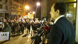 """Protesti """"1 od 5 miliona"""" održani u više od 25 gradova i opština (FOTO, VIDEO) 19"""