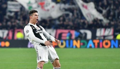 Juventus osvojio osmu vezanu titulu šampiona Italije, Ronaldo ostaje u Juventusu 6