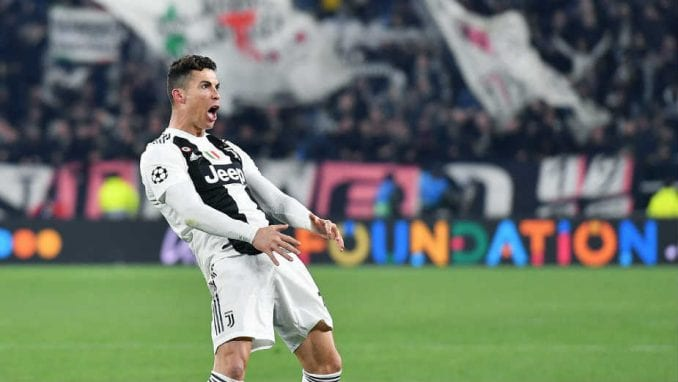 Ronaldo noćna mora za Simeonea 2
