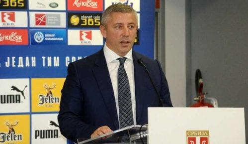 Delegacija FSS na Kongresu Uefa u Amsterdamu 6