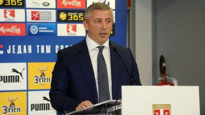 Kokeza: Želim da se izvinim naciji i građanima Srbije za debakl u Ukrajini 1