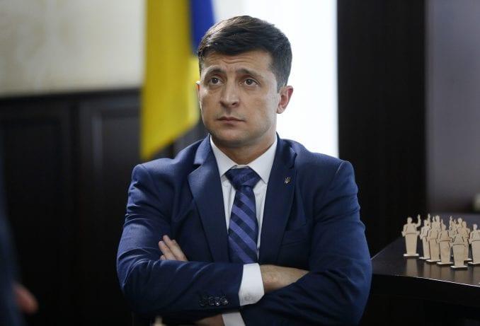 Kritika prvih imenovanja novog ukrajinskog predsednika Zelenskog 1