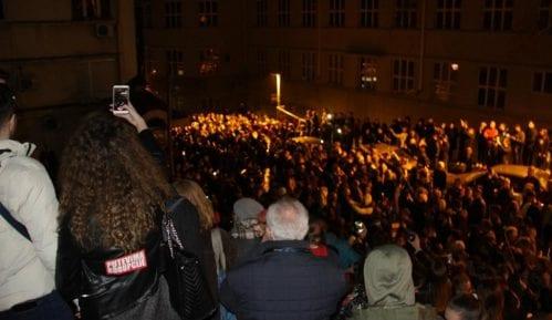 Reporteri bez granica: RTS da prestane da ignoriše proteste 9