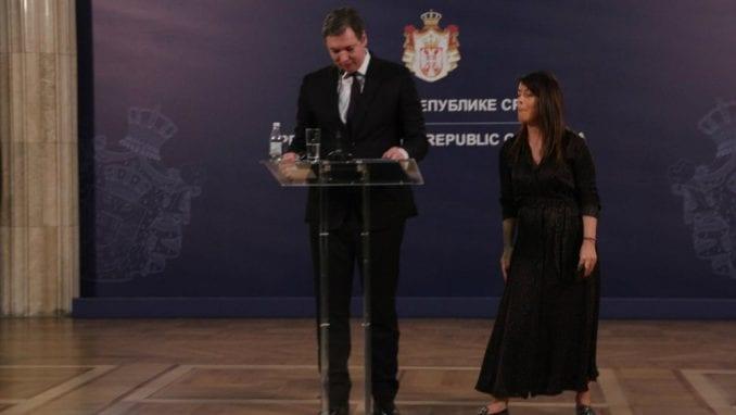 Suzana Vasiljević: Težak sastanak sa Grenelom, Vučić sam pisao službenu belešku 1