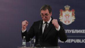 Analiza medijske scene u Srbiji: Sve se vrti oko Kosova i Vučića 3