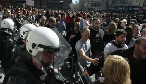 Jeremić: Policija je uz građane, ništa neće biti kao pre 13