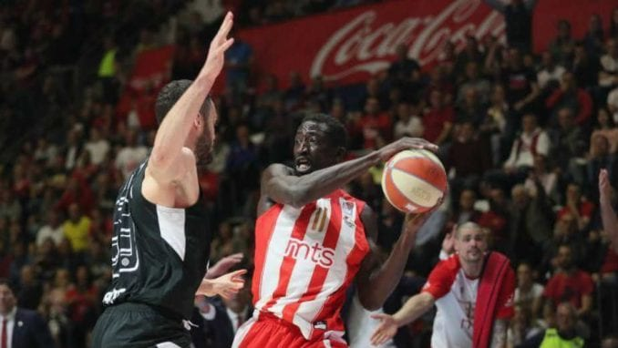 ABA: Zvezda povela protiv Partizana u seriji 1
