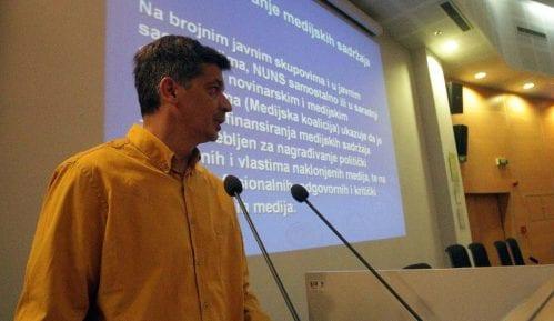 Željko Bodrožić novi predsednik NUNS-a 2