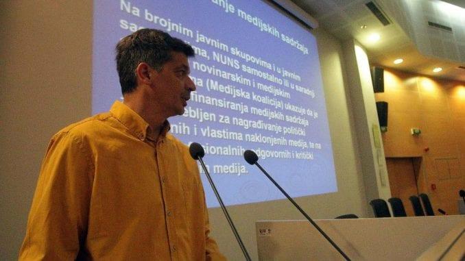 Željko Bodrožić novi predsednik NUNS-a 1