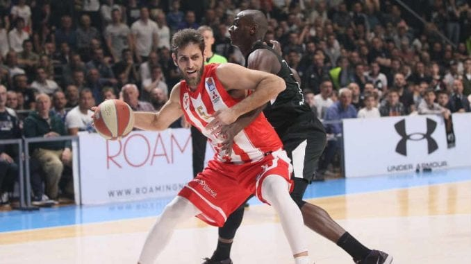 ABA: Partizan izjednačio u plej-of seriji protiv Zvezde 2