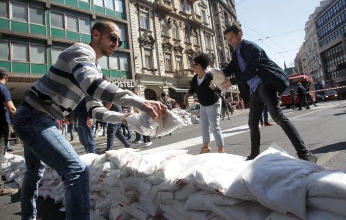 Savez za Srbiju sutra organizuje akciju blokade radova na beogradskom Trgu republike 1