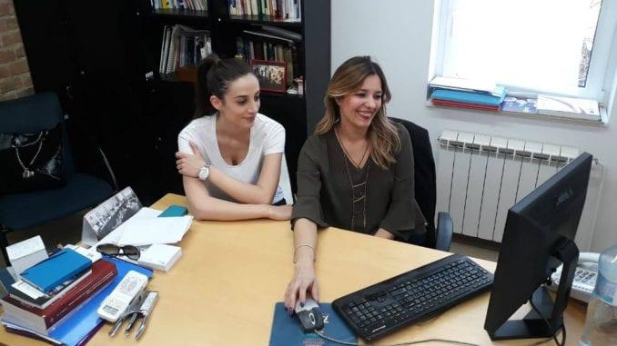 Katarina Golubović odgovarala na pitanja na Fejsbuku 1