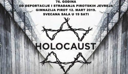 Pirot: Javni čas istorije o stradanju pirotskih Jevreja 12. marta 2