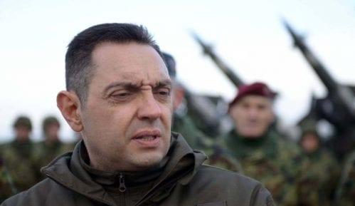 Vulin i Mojsilović na pomenu žrtvama NATO bombardovanja 14
