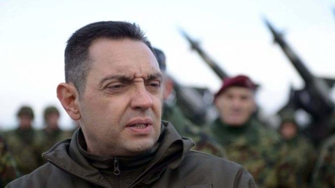 Vulin: Vojska Srbije ne postoji da bi nekom pretila, već da Srbiji niko ne bi pretio 1