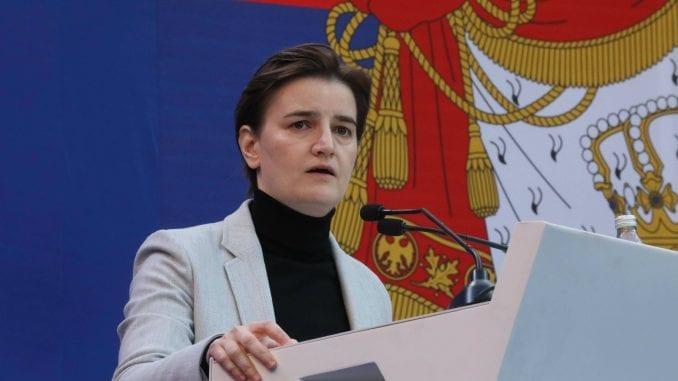 Brnabić: Da se ne zaborave zločini u Jasenovcu i da se ne relativizuje karakter NDH 1