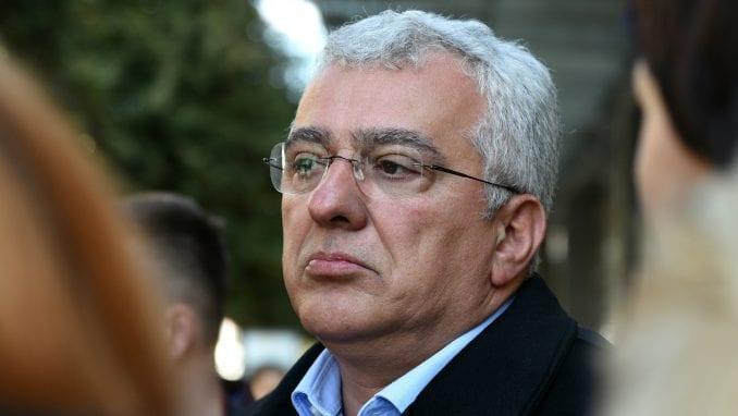 Andrija Mandić poslednji na listi kandidata za poslanike 1