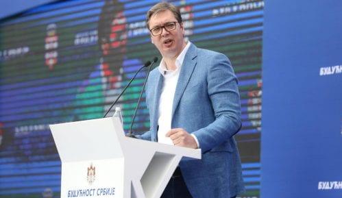 Vučić: Kinezi ulažu dve milijarde evra u RTB Bor 13