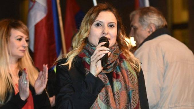 Aleksandra Jerkov: Ministar prosvete dužan da pokrene postupak provere prodaje Megatrenda 3