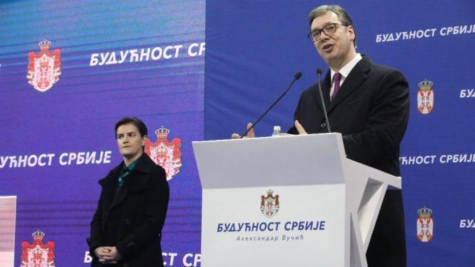 Vučić pozvao Italiju da jasnije i jače podrži Srbiju na putu ka EU 4