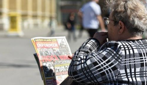 Istinomer: Tužilaštvo reagovalo zbog naslovnih strana tabloida 7