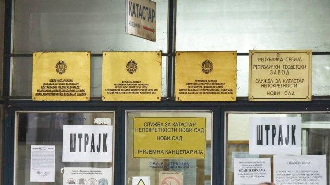 Radnici RGZ-a nastavljaju štrajk, tvrde da direktor iznosi neistine u javnosti 1