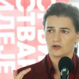 Brnabić: Pokušaj SZS da nasiljem promene vlast neće proći 2