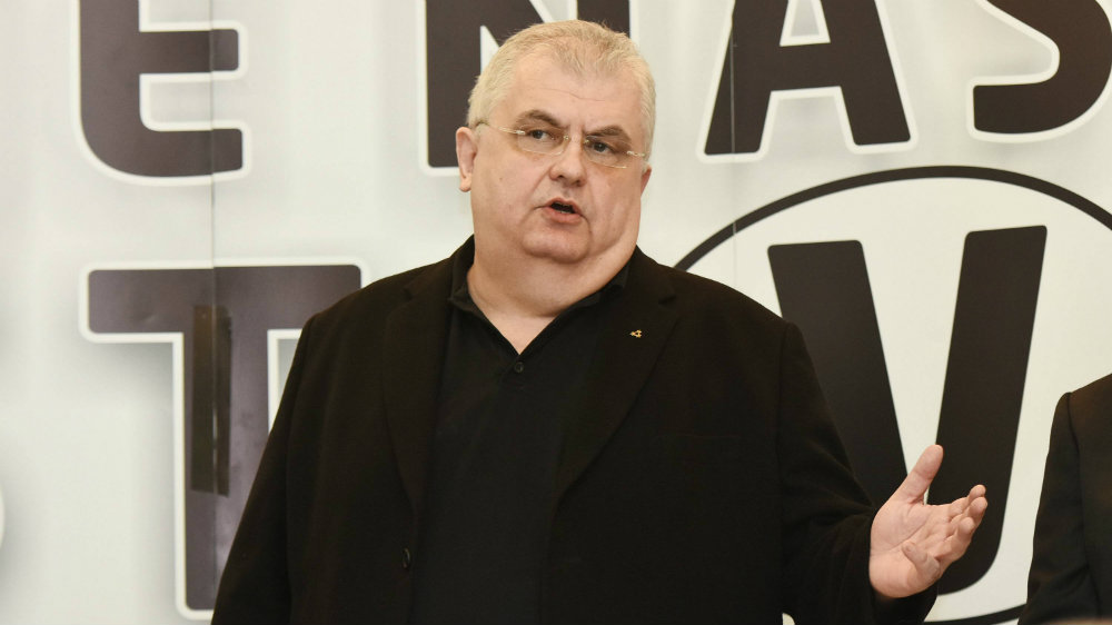 Čanak: Šešelju da se oduzme poslanički mandat, nanosi štetu ugledu parlamenta 1