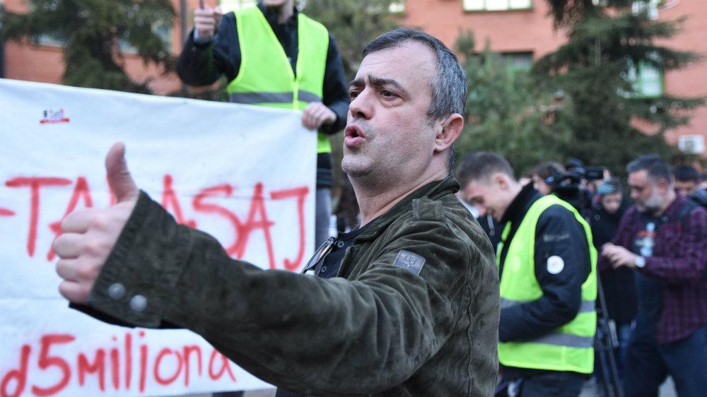 Trifunović najavio protest u Grockoj ukoliko Simonović ne podnese ostavku (FOTO) 1