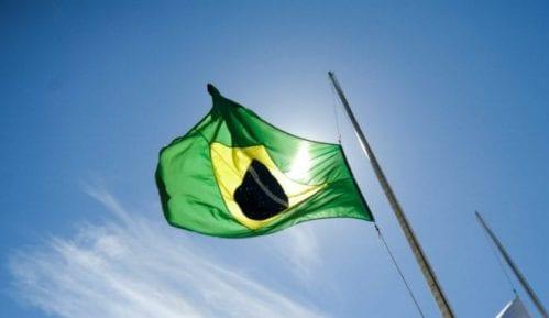 Desetine kriminalaca zauzele grad u Brazilu, opljačkale lokalnu banku 10