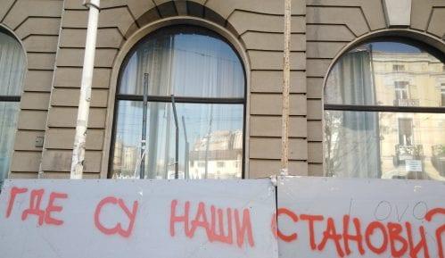 Stanari Hotela Bristol: Odložen štrajk glađu 13