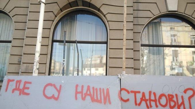 Ministarstvo odbrane: Jedino zakonito rešenje da vojni penzioneri prihvate privremeni smeštaj 4