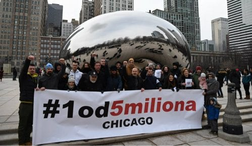 Prva šetnja #1od5miliona u Čikagu (VIDEO) 15