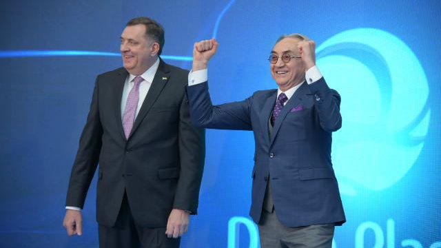 Mišković i Dodik u Banjaluci otvorili tržni centar Delta planet 3