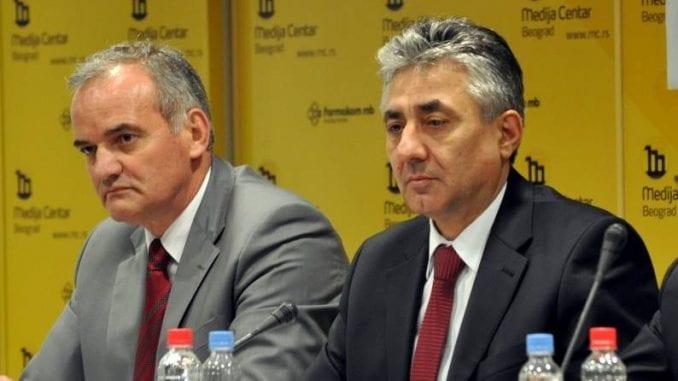Pušten iz pritvora predsednik opštine Grocka Dragoljub Simonović 1