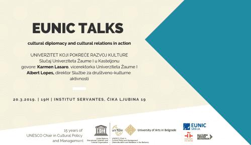 Predstavljanje Univerziteta Žaume I u Kasteljonu de la Plani 20. marta 12