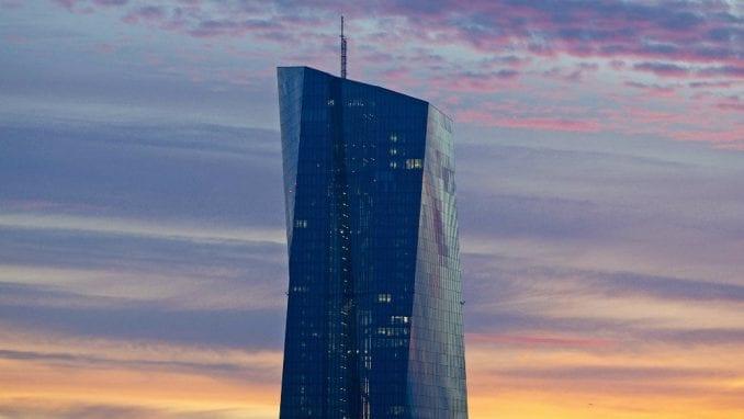 Evropska centralna banka: Nepromenjene kamatne stope i program stimulacije 2