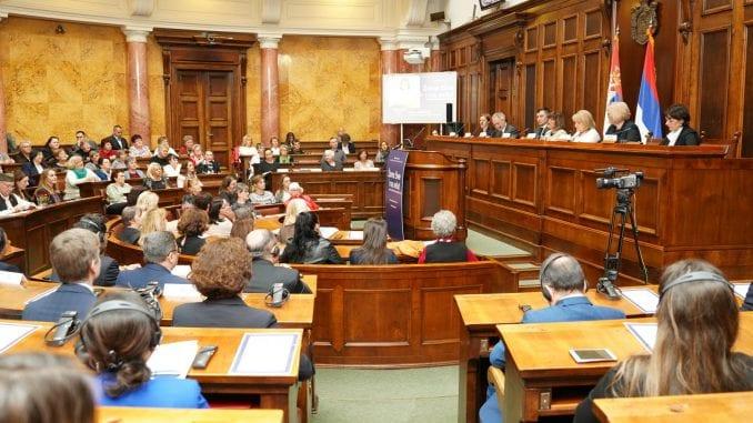 Skupština Srbije usvojila Zakon o Centralnom registru stanovništva 1
