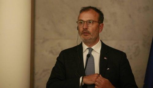 Odbor o Evropskom izveštaju, radikali negoduju zbog učešća Fabricija na sednici 6